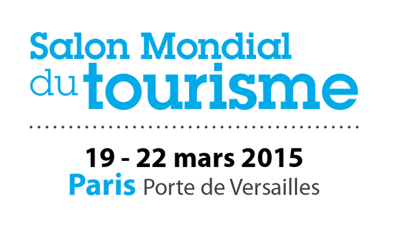 Salon Mondial du Tourisme de Paris en 2015
