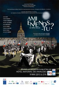 MA BA amis entends tu1 20150409 204x300 Spectacle « Ami entends tu ? »