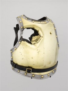 Cuirasse du carabinier Fauveau © Paris - Musée de l'Armée, Dist. RMN-Grand Palais / Emilie Cambier
