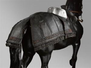 Caparaçon du XVIe siècle © Paris - Musée de l'Armée, Dist. RMN-Grand Palais / Marie Bour / Pierre-Luc Baron-Moreau