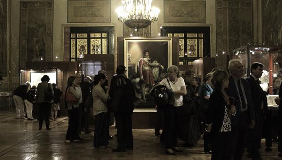 Des prêts exceptionnels du musée de l'Armée à Naples : bandeau