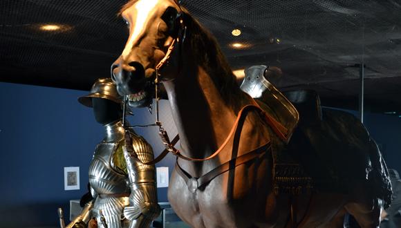 """Prêts du musée de l'Armée pour l'exposition """"L'inca et le conquistador"""" au musée du quai Branly"""