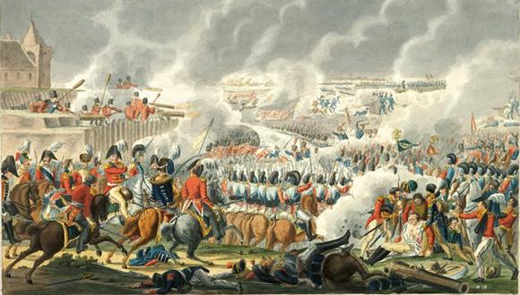 Bicentenaire de la bataille de Waterloo : bandeau