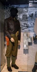Tankiste du 7ème RCA (Régiment de Chasseur d'Afrique) © Paris, musée de l'Armée / Chloé Berard
