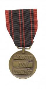 Médaille de la Résistance française, revers © musée de l'ordre de la Libération / DR