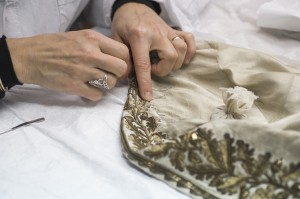 MA BA feuilleton Ney 6 2 20150723 300x199 L'habit de cérémonie du Maréchal Ney, épisode 6 : une restauration d'envergure