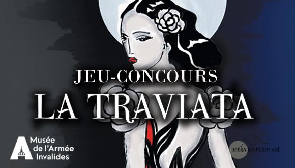 La Traviata : bandeau