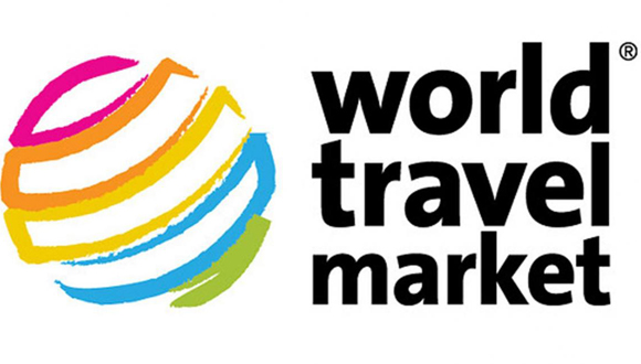 World travel market : bandeau
