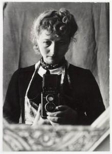 Autoportrait dans la glace, Julia Pirotte © Paris - Musée de l'Armée, Marie Bour