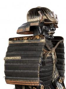 Armure japonaise © Paris, musée de l'Armée, Emilie Cambier