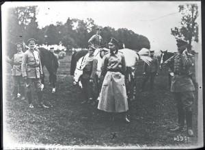 Verdun épisode 1-3 : Le prince héritier allemand, commandant les troupes du secteur de Verdun / Agence Rol  © BnF
