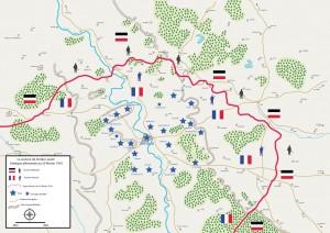 L'hyperbataille de Verdun, épisode 1 : ligne-de-front-avant-l'attaque