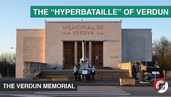 """The """"hyperbataille"""" of Verdun, episode 27"""