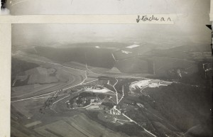 Verdun épisode 12-3 : Vue aérienne du fort de Souville, Hallo Charles-Jean