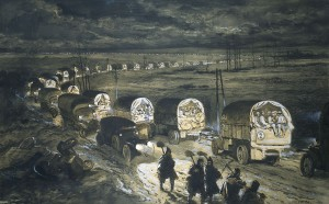 MA BA expoverdun 1301 300x186 Lhyperbataille de Verdun, treizième épisode : la voie sacrée