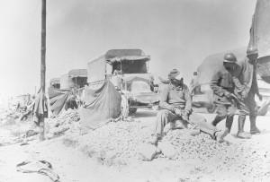 Verdun épisode 13-3 : Terrassier du travail de la Voie Sacrée, Hallo Charles-Jean