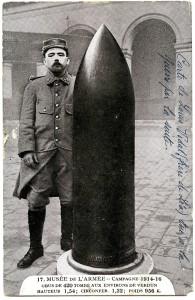 MA BA expoverdun 1402 195x300 Lhyperbataille de Verdun, quatorzième épisode : le rôle de lartillerie