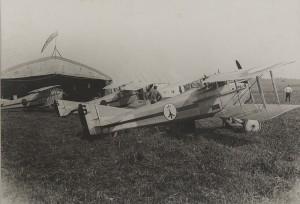 Verdun épisode 15-1 : Avion de chasse SPAD, fonds Valois