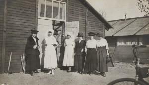 Verdun épisode 16-3 : Infirmières, fonds Valois