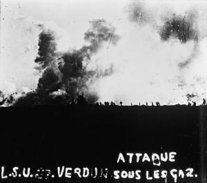 Verdun épisode 17-2 : Attaque sous les gaz de Verdun, © Musée de l'Armée