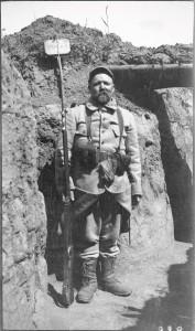 Verdun épisode 18-2 :  Un poilu : Brouseau, Terrier Henri