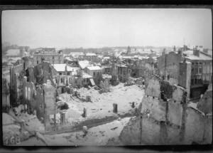 Verdun épisode 21-1 : Ruines de la rue Mazel à Verdun, Liron René Alexandre