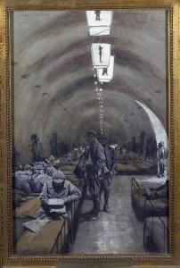 Verdun épisode 21-2 : Dans la citadelle de Verdun, Flameng François