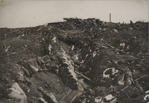MA BA expoverdun 2203 300x208 The hyperbataille of Verdun, twenty second episode : the destroyed villages of Verdun