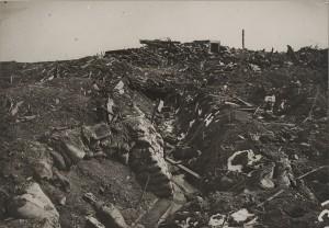 Verdun épisode 22-3 : Tranchées dans les ruines de Fleury-devant-Douaumont, Fonds Valois