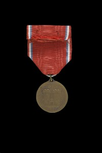 Verdun épisode 23-4 : Médaille de Verdun attribuée au Sergent André Maginot 2, © Musée de l'Armée