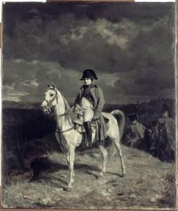 MA Vizir Meissonier 254x300 Sauvons Vizir, épisode 42 : Napoléon 1er en 1814 par Meissonier