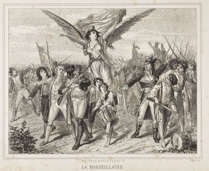 MA actualites marseillaise ill1 300x246 Rouget de Lisle & La Marseillaise : épisode pilote