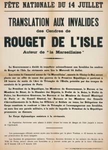 MA BA marseillaise 1401 216x300 Rouget de Lisle & La Marseillaise : épisode 14