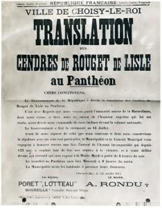 MA BA marseillaise 1404 234x300 Rouget de Lisle & La Marseillaise : épisode 14