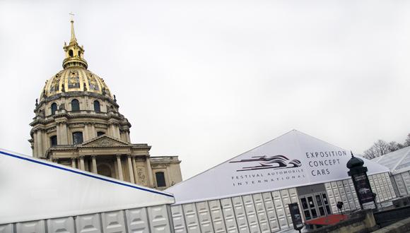 Le Festival Automobile International revient aux Invalides pour sa 32e édition