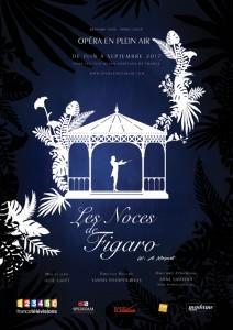 MA Actualites Affiche OPA 212x300 Opéra en Plein Air revient aux Invalides avec Les Noces de Figaro