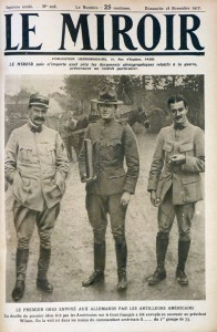 Newspaper Le Miroir, 18 November 1917. © Paris, musée de l'Armée