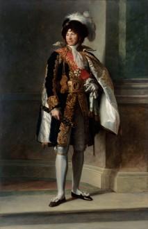 MA BA Portrait Murat 213x330 Acquisition du portrait de Joachim Murat en maréchal de l'Empire par François Gérard