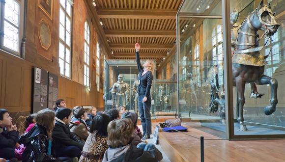 Vacances d'hiver : visitez le musée en famille