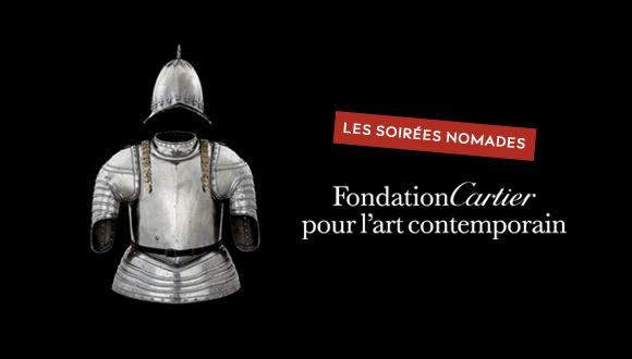 Les Soirées Nomades de la Fondation Cartier pour l'art contemporain investissent le musée de l'Armée