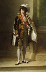 MA BA Portrait Murat restaure 193x300 Nouvel accrochage pour le « Portrait de Joachim Murat » par François Gérard