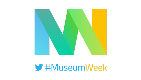 Suivez-nous sur Twitter pour la #MuseumWeek 2018