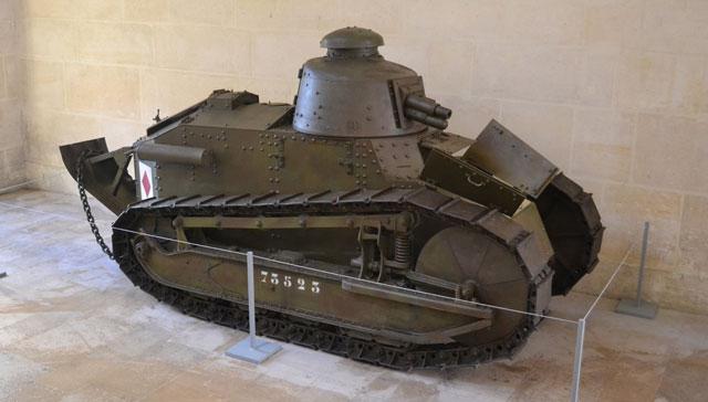 Le 11 novembre au musée de l'Armée